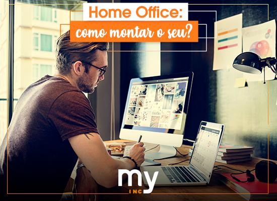Como montar um Home Office em um apartamento pequeno?