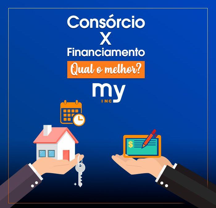 Diferença entre consórcio e financiamento: qual escolher?
