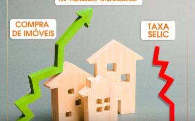 Queda na Selic e impacto no mercado imobiliário