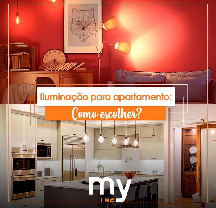 iluminação para apartamento: como escolher?