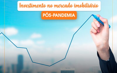 Investimento do mercado imobiliário pós-pandemia