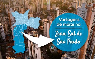 Vantagens de morar na Zona Sul de São Paulo