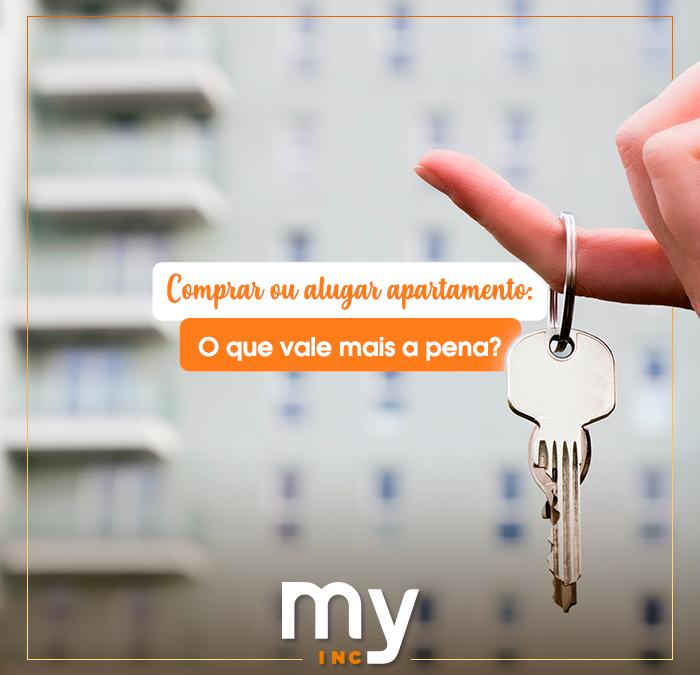 Comprar ou alugar apartamento: O que vale mais a pena?