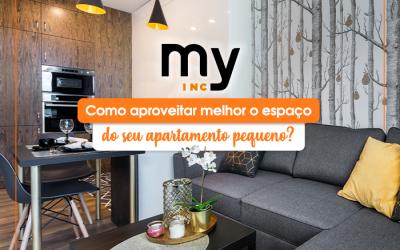 Como aproveitar melhor o espaço do seu apartamento pequeno?