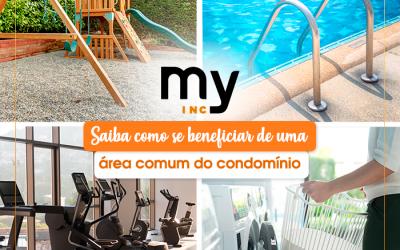 Saiba como se beneficiar de uma área comum do condomínio
