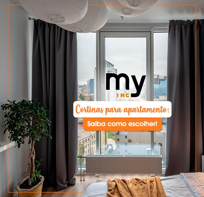 Cortinas para apartamento: saiba como escolher!