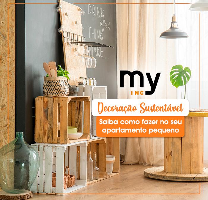 Decoração sustentável: saiba como fazer no seu apartamento pequeno