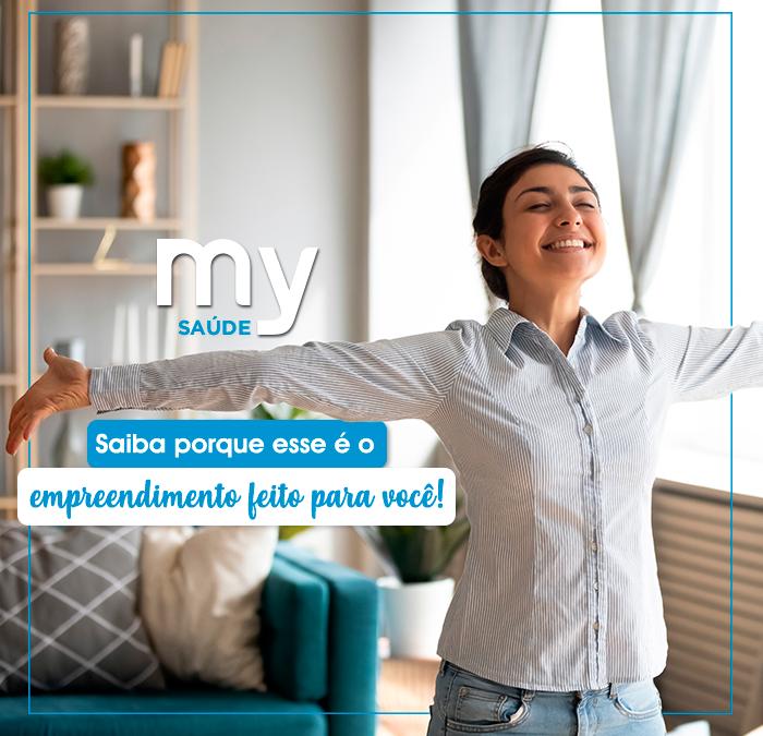 My Saúde – Saiba por que esse é o apartamento feito para você!