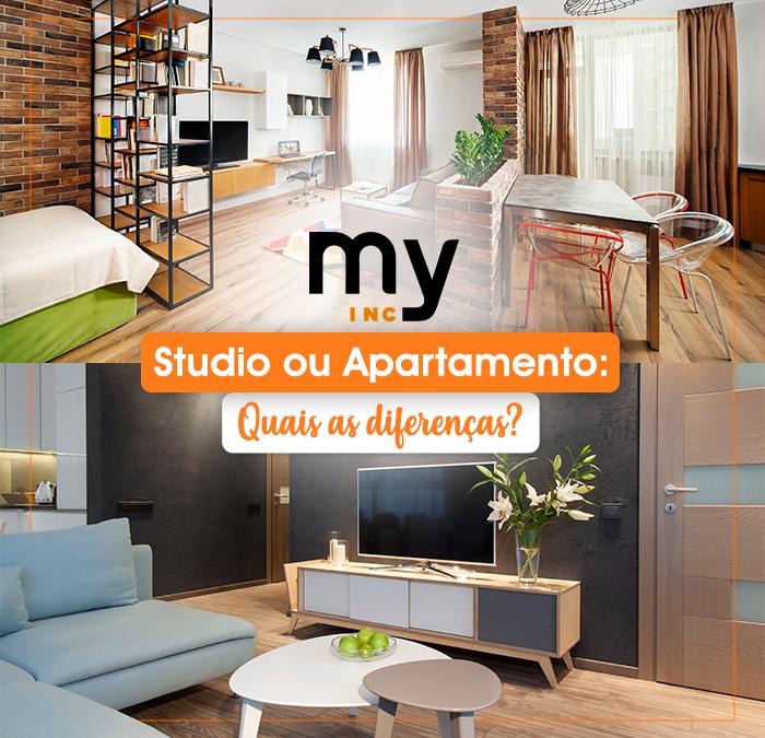Studio ou Apartamento Pequeno: quais as diferenças?