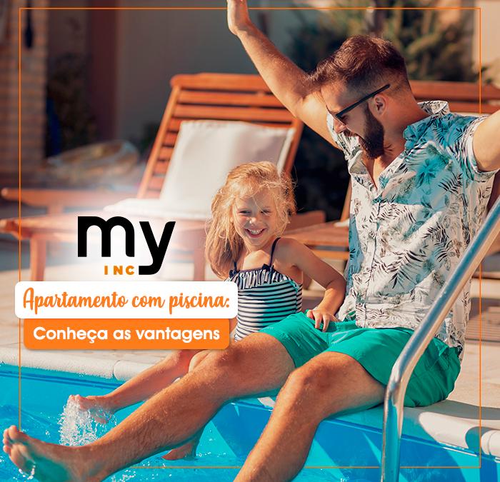 Apartamento com piscina: conheça as vantagens