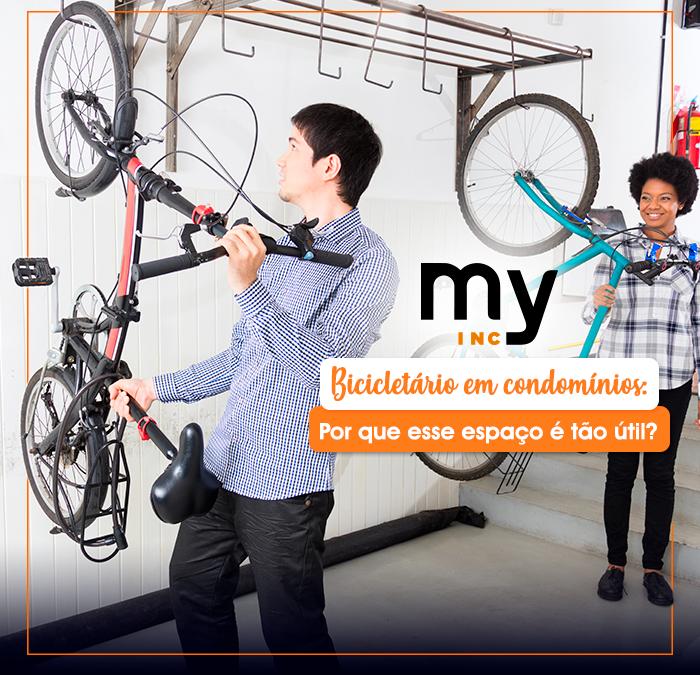 Bicicletário em condomínio: por que esse espaço é tão útil?